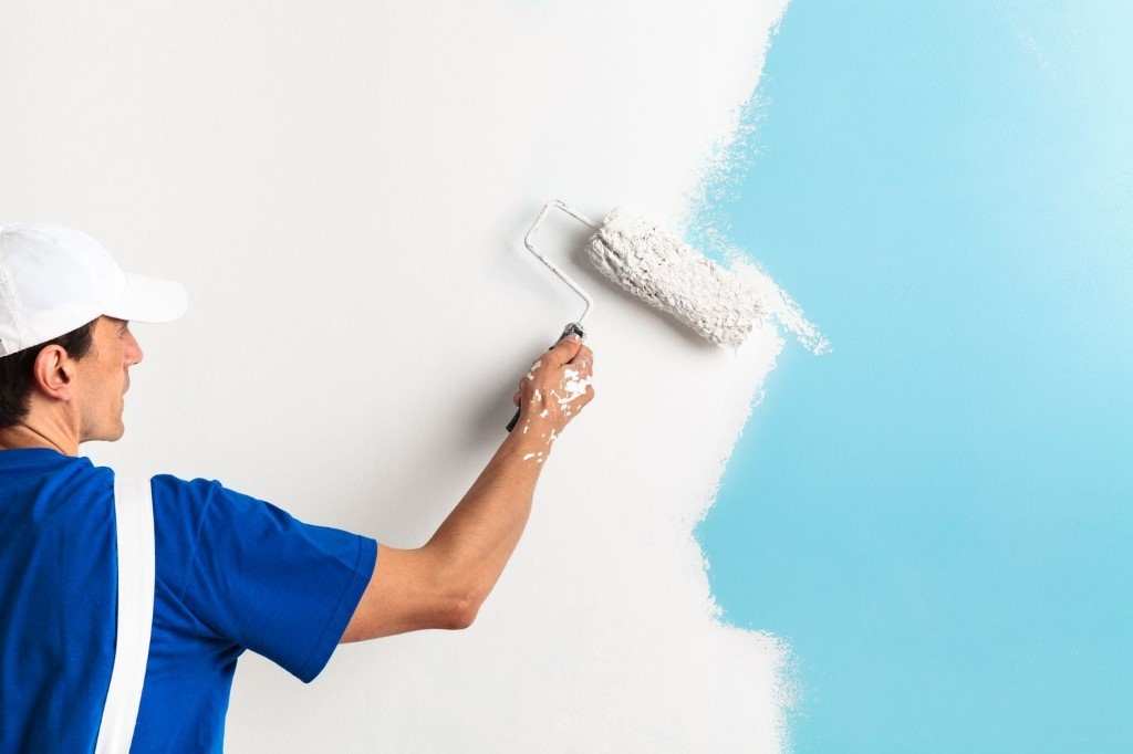 Pro or no? What to consider before hiring out a home painting job. - The  Washington Post
